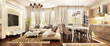 Kitchen and living room - 193929150