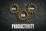 Components of productivity
