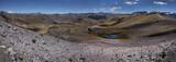 Huascaran Andes Peru. Mountains
