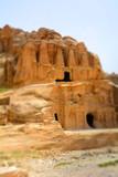Mountains of Petra, Jordan, Middle East - 193942942