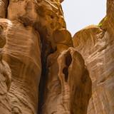 Canyon in Petra, Jordan - 193942993