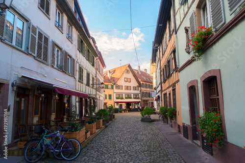 old town of Strasbourg, France © neirfy