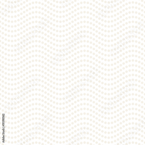 Vector seamless lattice pattern. Modern subtle texture with monochrome trellis. Repeating geometric grid. Simple design background. - 193981162