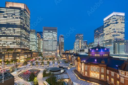 Aluminium Tokio Tokyo Station