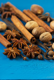Natural aroma spices for pastry. - 194059530