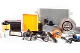 Different parts for automobile repair