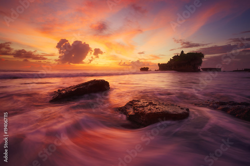 Plexiglas Bali Bali, Tanah Lot, Indonésie