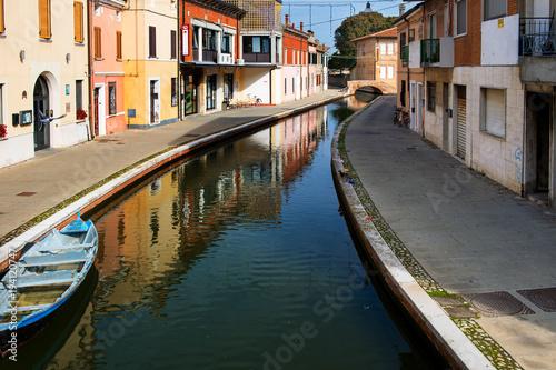 Canale a Comacchio