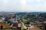 Veduta aerea dei fori romani - 194186104