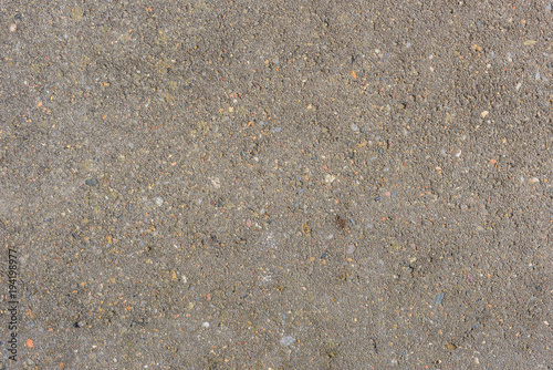 Poster Betonbehang Gray beton concrete wall, seamless abstract background photo texture
