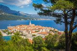 Town of Korcula, Dalmatia, Croatia - 194201913
