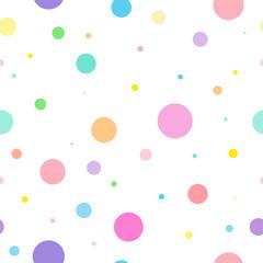 Dot pastel pattern.