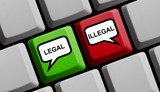 Legal oder Illegal online - 194245392