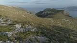 Epic scenery reveal of the coast of Mallorca Spain - 194260936