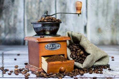 Aluminium Koffiebonen Kawa
