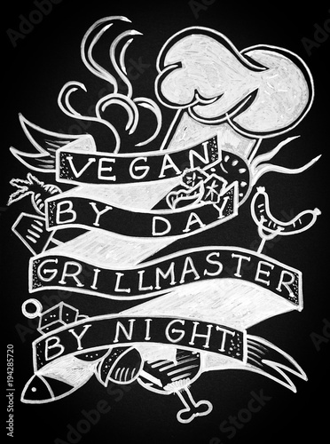 weganskie-grill-master-funny-saying-artwork