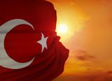 Türk Bayrağı ve Türkiye, 3D Sahne Çalışması