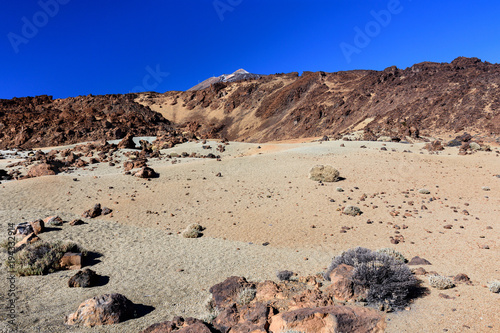 In de dag Beige Teide volcano, Tenerife