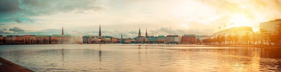 City of Hamburg, Germany © jotily