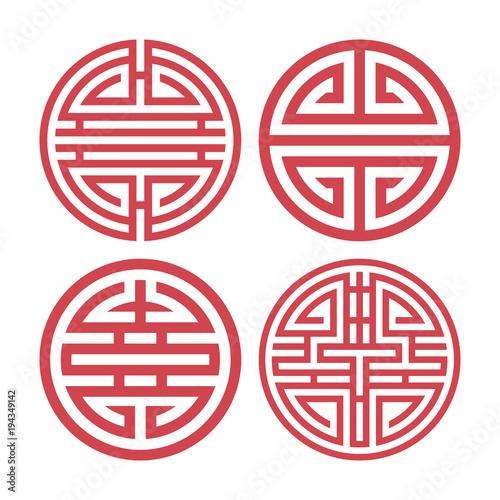 Korean traditional design elements © Ruslan Kurbanov