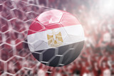 Scoring a Goal, Egypt soccer ball - 194350166