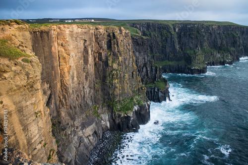 Papiers peints Bleu vert Cliffs of Moher