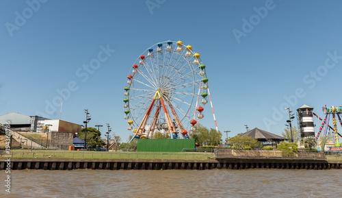 Foto op Aluminium Amusementspark Vuelta al mundo