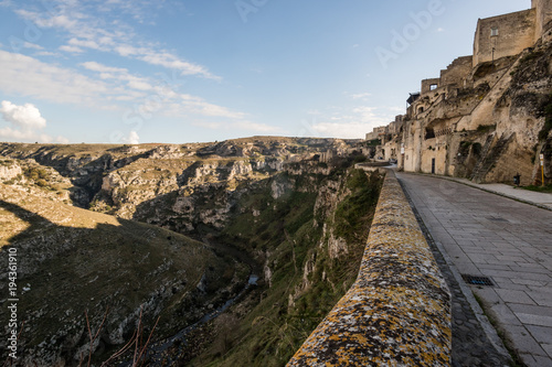 Gray traffic sasso di matera
