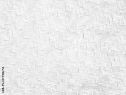 Poster Betonbehang White Concrete Wall Texture Background,flooring for text, images, websites, websites or graphics for commercial campaigns.