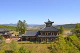 Китай, приграничный Город Тумэнь, храмовый комплекс хау Янь - 194405375