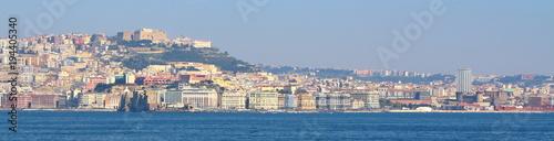 Napels Naples skyline, Italy