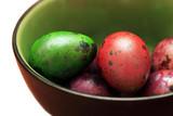 Colorful Speckled Easter Egg - 194410507