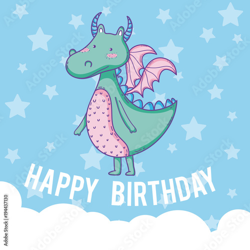 Happy Birthday Card Cute Cartoons Buy Photos Ap Images Detailview