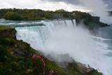 NIagara falls on USA side