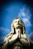 The Virgin Mary Praying - 194464766