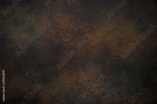 Brown texture dark slate stone background.