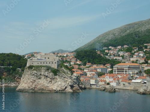 Papiers peints Bleu vert Dubrovnik, Croatie