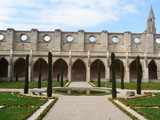 Abbaye de Royaumont, Oise, France - 194569745