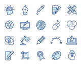 Design Vector Icon Set - 194573909