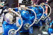 Surface pumps for water supply in store