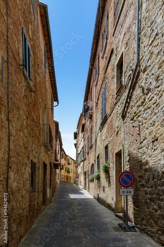 Fototapeta landscapes of tuscany - Montepulciano