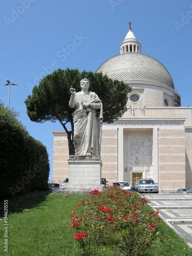 Poster Rome Rom, San Pietro e Paolo