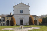 The Shrine of Our Lady of Valverde Rezzato in the province of Brescia in Italy was born near the site of the Marian apparition of 1399
