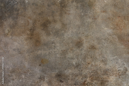 Canvas Betonbehang Grunge concrete texture for background.
