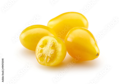 Fotobehang Kersen Cherry tomato