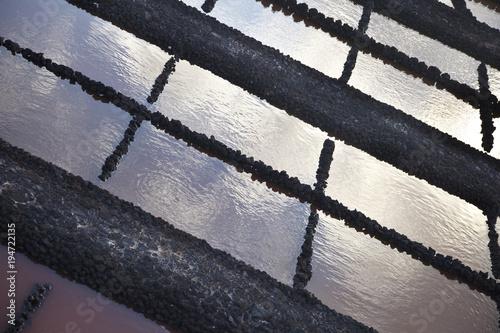 Aluminium Lavendel Salinas Detail