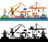 Sea Trade Port - 194757581