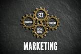 Marketing Komponenten