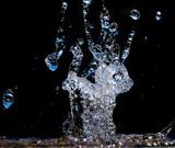 水の造形 - 194786732