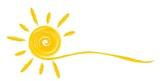 Summer bright sun. - 194816924